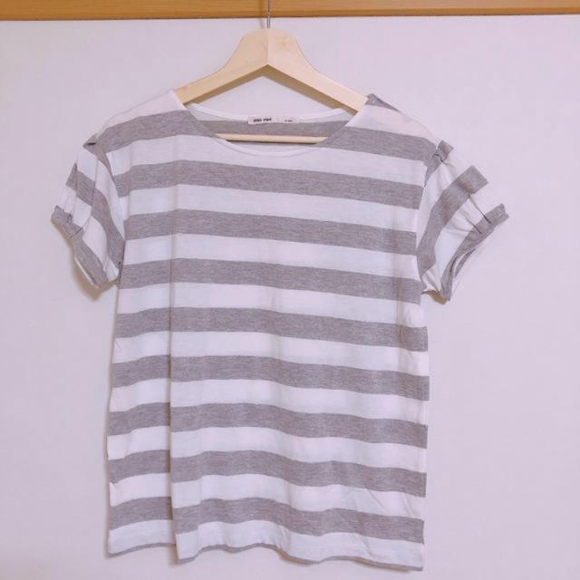 mysty woman(ミスティウーマン)の専用 レディースのトップス(Tシャツ(半袖/袖なし))の商品写真