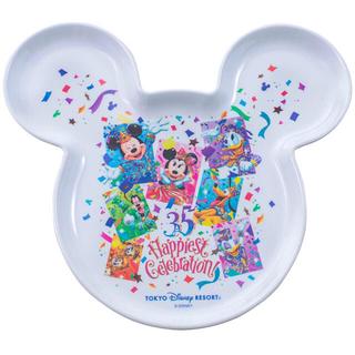 ディズニー(Disney)のお子様用 スーベニアプレート(食器)