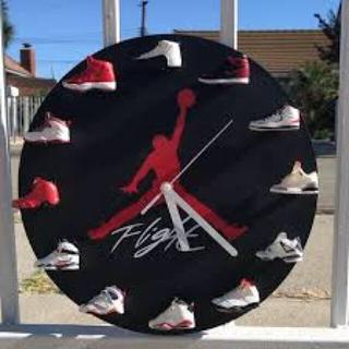 ナイキ(NIKE)のkicksmini エア ジョーダン 壁掛け時計 Air Jordan 1 3(スニーカー)