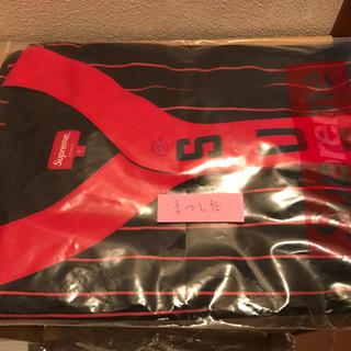 Supreme - ※送料込 supreme Vertical Logo Baseball 黒 L