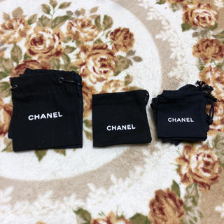 CHANEL - シャネル アクセサリー 巾着