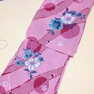 浴衣*1800→1600円(浴衣)