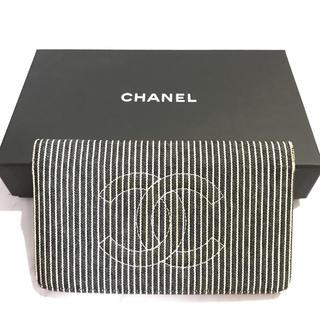 CHANEL - CHANEL デニム財布