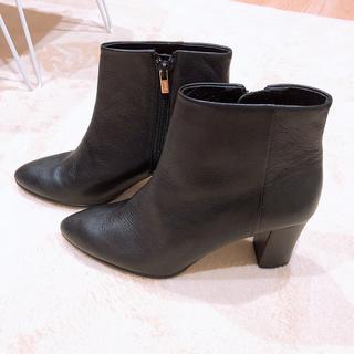 ロペ(ROPE)の新品未使用❤ROPE ショートブーツ 22.5cm(ブーツ)