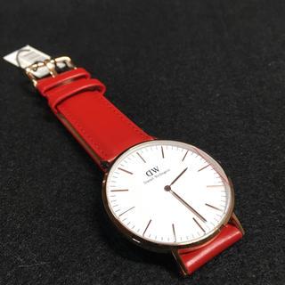 ダニエルウェリントン(Daniel Wellington)の【ダニエルウェリントン】CLASSICSUFFOLK 40mm(腕時計(アナログ))
