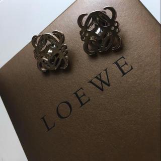 ロエベ(LOEWE)のロエベ シルバー イヤリング☆早い者勝ち‼︎(イヤリング)