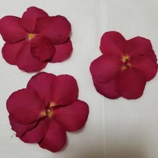 薔薇の花びら押し花花材(ドライフラワー)