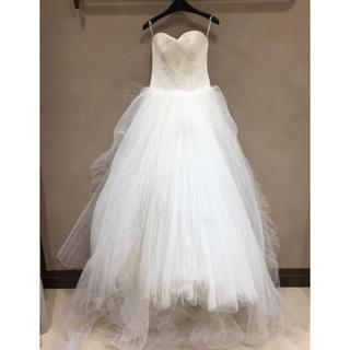 ヴェラウォン(Vera Wang)のvera wang  octavia オクタヴィア US4 ドレス ウェディング(ウェディングドレス)