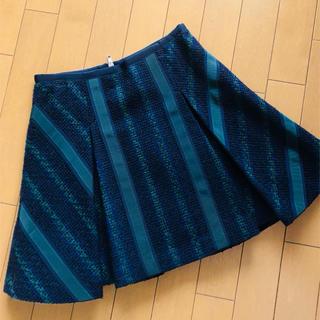 サカイラック(sacai luck)のsacai luck サカイ スカート(ミニスカート)