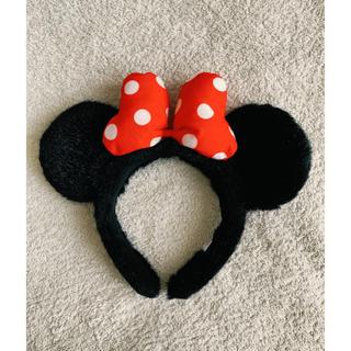 ディズニー(Disney)のDisney ミニーマウス カチューシャ(カチューシャ)
