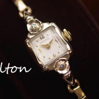 official photos 75d1b 87b39 ハミルトン 結婚式 腕時計(レディース)の通販 5点   Hamiltonの ...