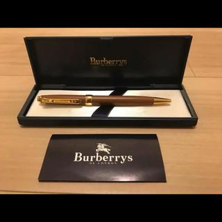 バーバリー(BURBERRY)の新品未使用★バーバリー★ボールペン(ペン/マーカー)