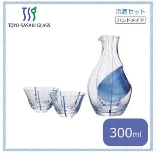 トウヨウササキガラス(東洋佐々木ガラス)の東洋佐々木ガラス 冷酒セット(グラス/カップ)