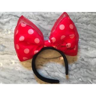 ディズニー(Disney)のディズニー❤️リボンカチューシャ(カチューシャ)