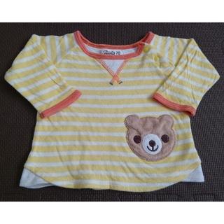 キムラタン(キムラタン)のキムラタン 長袖Tシャツ70(Tシャツ)