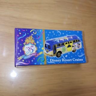 ディズニー(Disney)のディズニートミカ 35周年   ディズニーリゾートクルーザー(ミニカー)