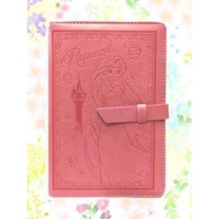 ディズニー(Disney)のプリンセス型押しシステム手帳(手帳)