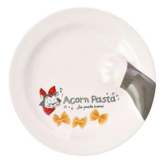 ディズニー(Disney)のピノキオ フィガロ 猫の手 お皿 パスタプレート(食器)