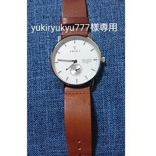 トリワ(TRIWA)のTriwaトリワ FALKEN 38mm 腕時計 メンズ レディース(腕時計)