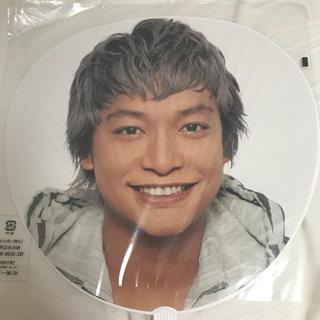 スマップ(SMAP)の香取慎吾 2006年 団扇(アイドルグッズ)