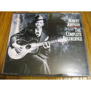 CD ロバートジョンソン コンプリートレコーディングス(ブルース)