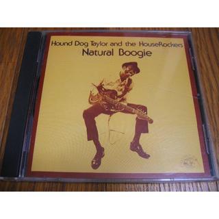 CD ハウンドドッグテイラー ナチュラルブギ ビウェアーオブザドッグ(ブルース)
