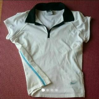 ナイキ(NIKE)のテニスウェア レディース/テニス 半袖ゲームシャツ/ナイキ テニスウェア(ウェア)