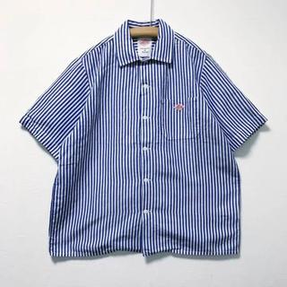 ダントン(DANTON)のダントン(DANTON)半袖ワークシャツ(シャツ/ブラウス(半袖/袖なし))
