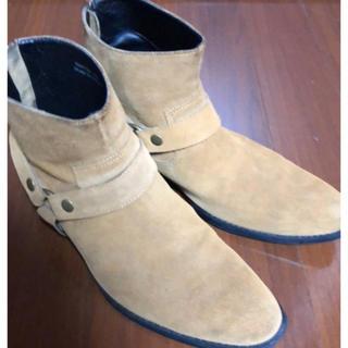 ジャックローズ(JACKROSE)の【セール】saintlaurent リングブーツ(ブーツ)