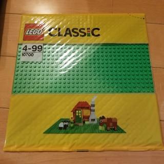 レゴ(Lego)のレゴ基盤 グリーン(積み木/ブロック)