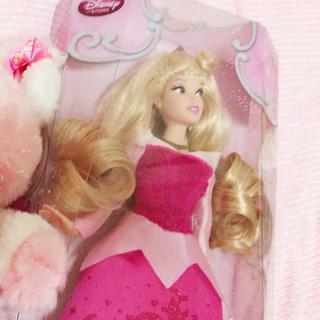 オーロラヒメ(オーロラ姫)のオーロラ姫 クラシックドール 人形 ドール ディズニープリンセス 眠れる森の美女(キャラクターグッズ)