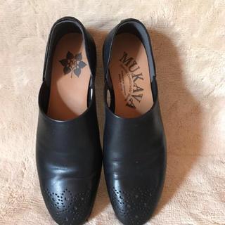 ショセ(chausser)のMUKAVA ムカヴァ スリッポンシューズ(ローファー/革靴)