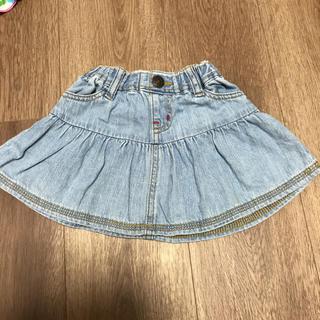 ジャンクストアー(JUNK STORE)のデニムスカート☆100センチ(スカート)