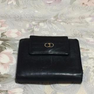 クリスチャンディオール(Christian Dior)のクリスチャン.ディオール折財布(折り財布)