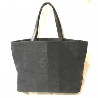 7bf2c46ed82b シャネル(CHANEL)のCHANELシャネル☆超美品 トラベルライン 新型トート バッグ