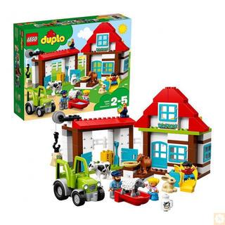 レゴ(LEGO) デュプロ たのしいぼくじょう 10869(積み木/ブロック)