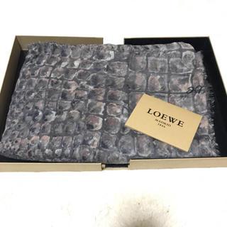 ロエベ(LOEWE)のLOEWE 限定スカーフ(ストール/パシュミナ)