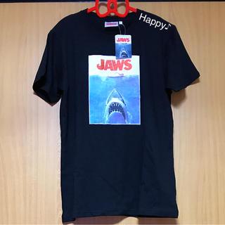 ジュエティ(jouetie)の新品 ★ JAWS ジョーズ Tシャツ Lサイズ ★ USJ ユニバ(Tシャツ(半袖/袖なし))