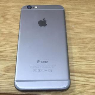 アップル(Apple)のiPhone6 SoftBank  16ギガ(スマートフォン本体)