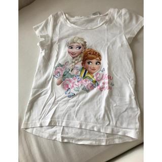 エイチアンドエム(H&M)のアナ雪 Tシャツ(Tシャツ/カットソー)