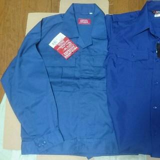 アイトス(AITOZ)のAITOZ Sサイズ長袖 作業着 3枚セット✖2    計6枚(シャツ)
