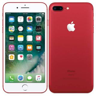 アップル(Apple)のiPhone7plus(スマートフォン本体)