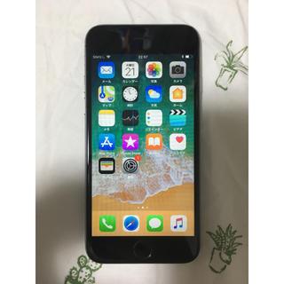 アップル(Apple)のiphone6s  128GB SIMフリー(スマートフォン本体)