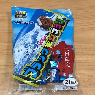 チロルチョコ ブラックモンブラン 九州限定(菓子/デザート)