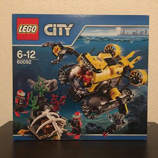 レゴ(Lego)のLEGO レゴ 60092☆新品未使用☆(積み木/ブロック)