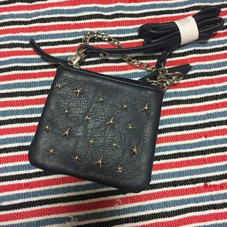 シマムラ(しまむら)のしまむら 星型スタッズショルダー財布(財布)