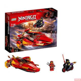 レゴ(LEGO) ニンジャゴー カタナ フレイムボートV(積み木/ブロック)