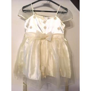 ドレス 美品 90~100cm