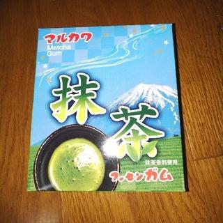 マルカワフーセンガム抹茶(菓子/デザート)