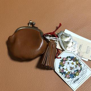 スタディオクリップ(STUDIO CLIP)のstudioCLIPムーミンコインケース(財布)